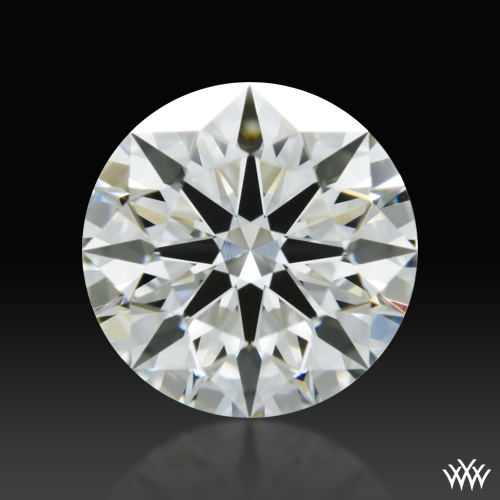 0.774 ct I VS1 A CUT ABOVE® Hearts and Arrows Super Ideal Round Cut Loose Diamond