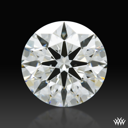 0.633 ct G VS2 A CUT ABOVE® Hearts and Arrows Super Ideal Round Cut Loose Diamond