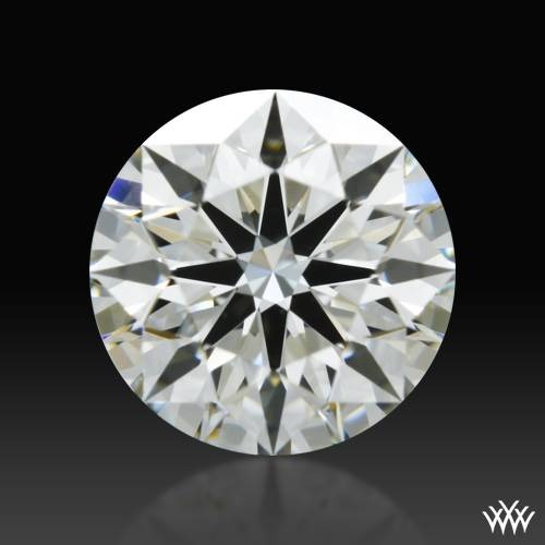 0.617 ct I VS1 A CUT ABOVE® Hearts and Arrows Super Ideal Round Cut Loose Diamond
