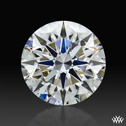0.953 ct F SI1 Expert Selection Round Cut Loose Diamond