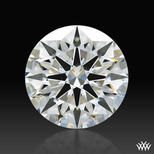 1.312 ct G VS1 A CUT ABOVE® Hearts and Arrows Super Ideal Round Cut Loose Diamond
