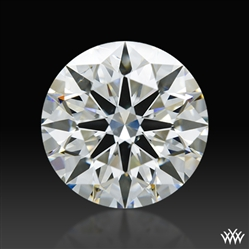 1.797 ct I SI1 A CUT ABOVE® Hearts and Arrows Super Ideal Round Cut Loose Diamond