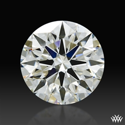 0.83 ct I VS1 A CUT ABOVE® Hearts and Arrows Super Ideal Round Cut Loose Diamond