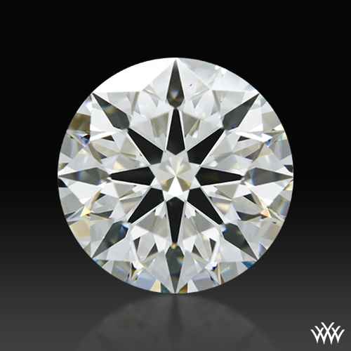 2.06 ct I VS1 A CUT ABOVE® Hearts and Arrows Super Ideal Round Cut Loose Diamond