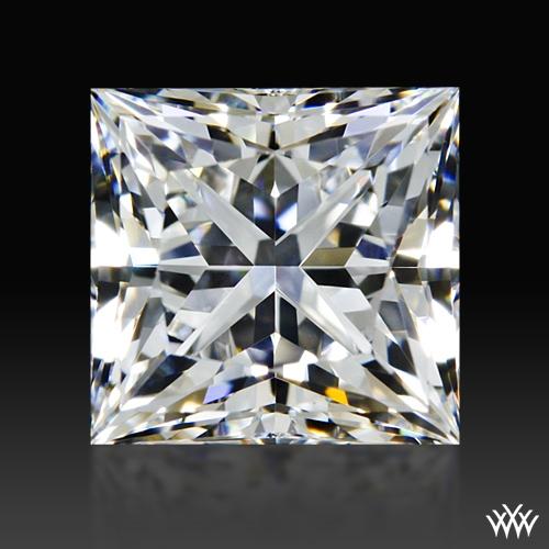 1.213 ct F VS1 A CUT ABOVE® Princess Super Ideal Cut Diamond