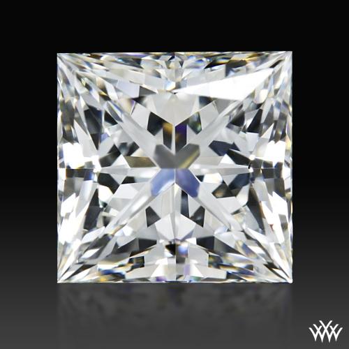 1.038 ct G VVS2 A CUT ABOVE® Princess Super Ideal Cut Diamond
