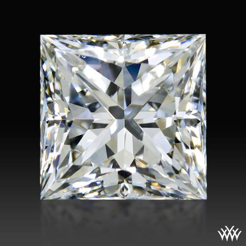 1.02 ct G VS1 A CUT ABOVE® Princess Super Ideal Cut Diamond