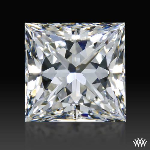 0.935 ct H VVS2 A CUT ABOVE® Princess Super Ideal Cut Diamond