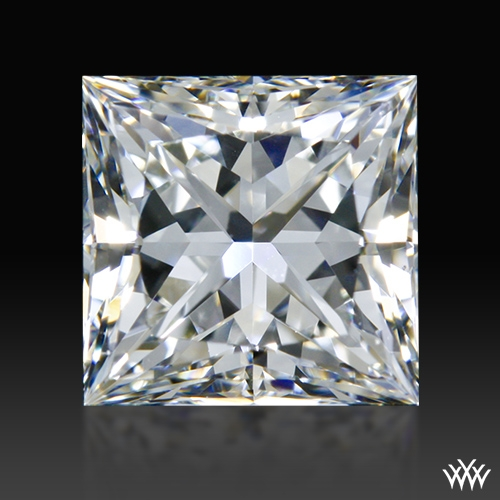 0.935 ct H VVS2 A CUT ABOVE® Princess Super Ideal Cut Diamond