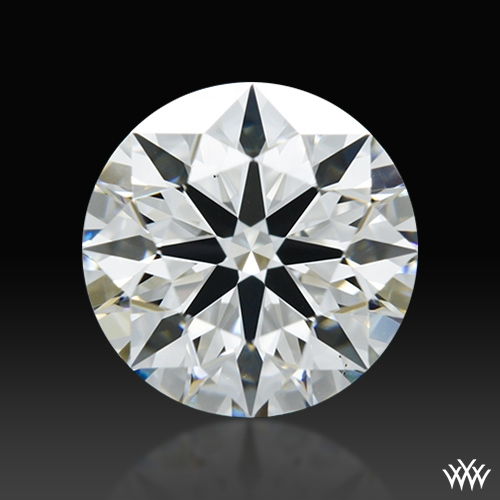 1.21 ct G VS2 A CUT ABOVE® Hearts and Arrows Super Ideal Round Cut Loose Diamond