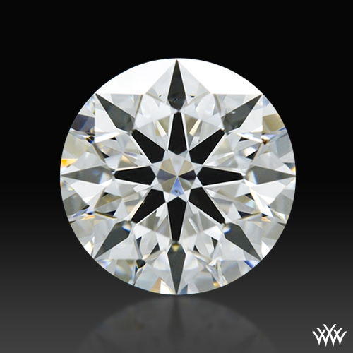 1.212 ct G VS2 A CUT ABOVE® Hearts and Arrows Super Ideal Round Cut Loose Diamond