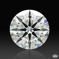 1.021 ct I VS2 A CUT ABOVE® Hearts and Arrows Super Ideal Round Cut Loose Diamond