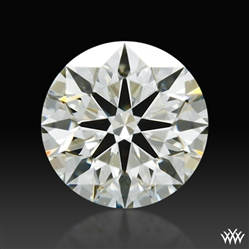 0.804 ct K VS2 A CUT ABOVE® Hearts and Arrows Super Ideal Round Cut Loose Diamond
