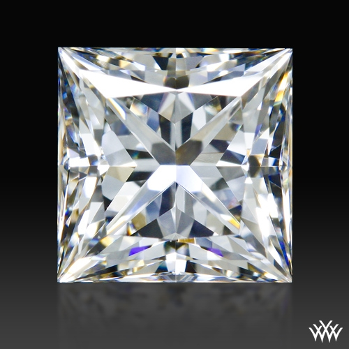 1.236 ct H VS1 A CUT ABOVE® Princess Super Ideal Cut Diamond