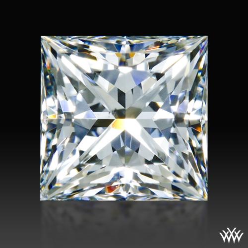 0.797 ct G SI1 A CUT ABOVE® Princess Super Ideal Cut Diamond