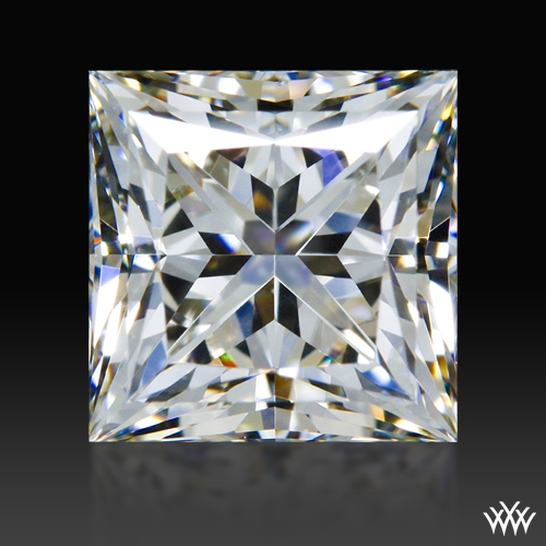 1.071 ct J VS1 A CUT ABOVE® Princess Super Ideal Cut Diamond