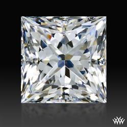 1.068 ct G VS1 A CUT ABOVE® Princess Super Ideal Cut Diamond