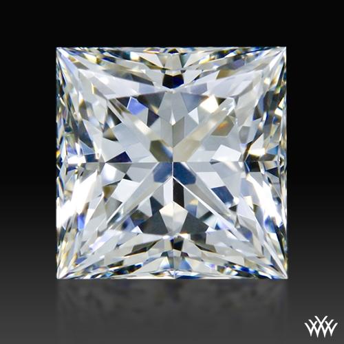 1.008 ct H VVS2 A CUT ABOVE® Princess Super Ideal Cut Diamond