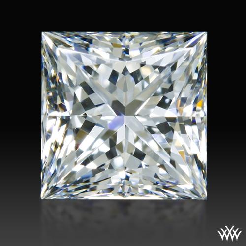 1.053 ct F VS1 A CUT ABOVE® Princess Super Ideal Cut Diamond