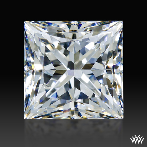 1.262 ct G VS1 A CUT ABOVE® Princess Super Ideal Cut Diamond