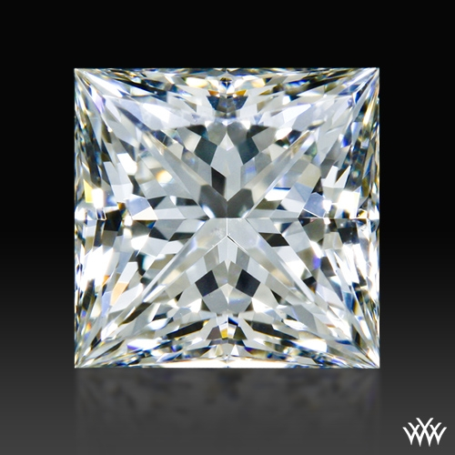 1.037 ct I VS2 A CUT ABOVE® Princess Super Ideal Cut Diamond