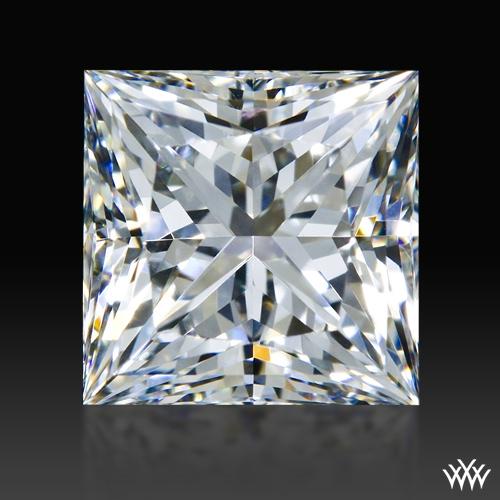 1.208 ct G VVS2 A CUT ABOVE® Princess Super Ideal Cut Diamond