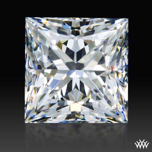 0.991 ct F VS1 A CUT ABOVE® Princess Super Ideal Cut Diamond