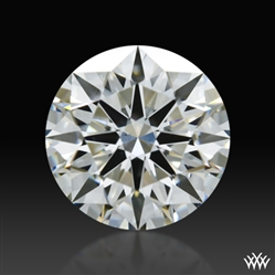 1.03 ct H VS2 A CUT ABOVE® Hearts and Arrows Super Ideal Round Cut Loose Diamond