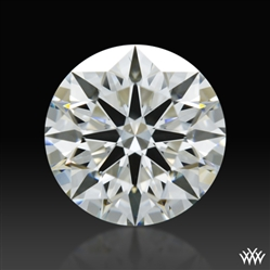 1.196 ct I VS2 A CUT ABOVE® Hearts and Arrows Super Ideal Round Cut Loose Diamond