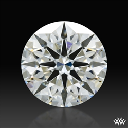 1.188 ct I VS2 A CUT ABOVE® Hearts and Arrows Super Ideal Round Cut Loose Diamond