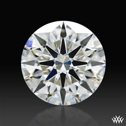1.116 ct G VS2 A CUT ABOVE® Hearts and Arrows Super Ideal Round Cut Loose Diamond