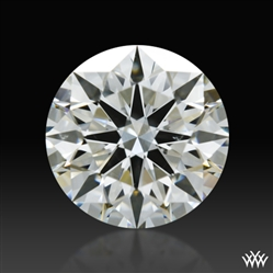 1.14 ct I SI1 A CUT ABOVE® Hearts and Arrows Super Ideal Round Cut Loose Diamond