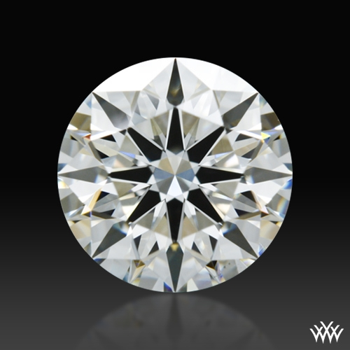 1.212 ct I VS2 A CUT ABOVE® Hearts and Arrows Super Ideal Round Cut Loose Diamond