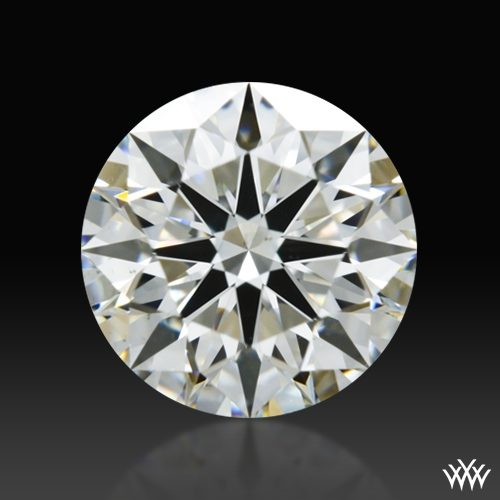 1.203 ct I VS2 A CUT ABOVE® Hearts and Arrows Super Ideal Round Cut Loose Diamond