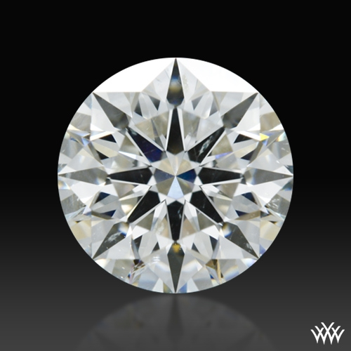 1.221 ct I SI2 A CUT ABOVE® Hearts and Arrows Super Ideal Round Cut Loose Diamond
