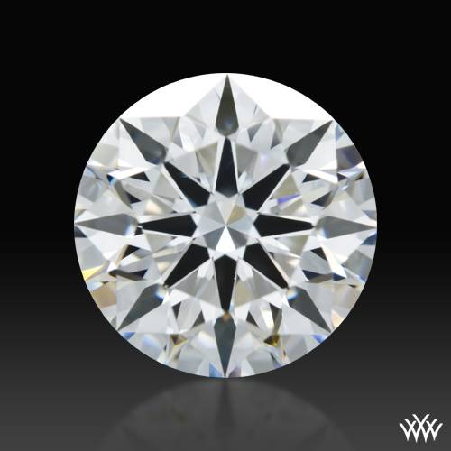 1.311 ct D VS2 A CUT ABOVE® Hearts and Arrows Super Ideal Round Cut Loose Diamond