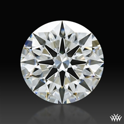 1.504 ct G VS1 A CUT ABOVE® Hearts and Arrows Super Ideal Round Cut Loose Diamond