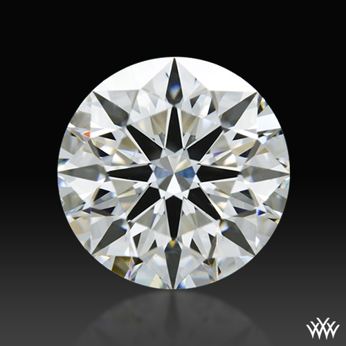 1.513 ct H VS2 A CUT ABOVE® Hearts and Arrows Super Ideal Round Cut Loose Diamond