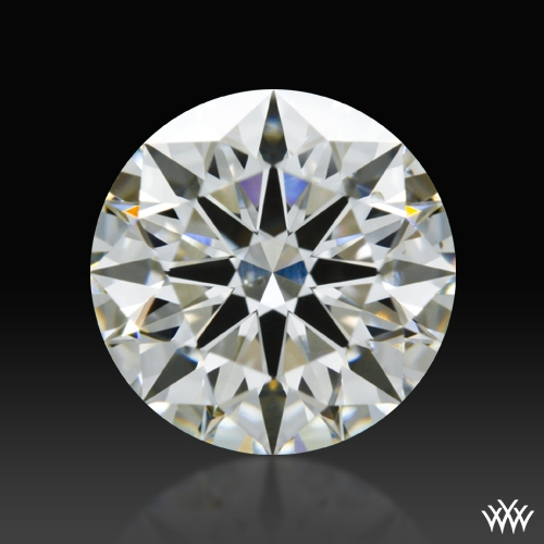 1.506 ct I SI1 A CUT ABOVE® Hearts and Arrows Super Ideal Round Cut Loose Diamond