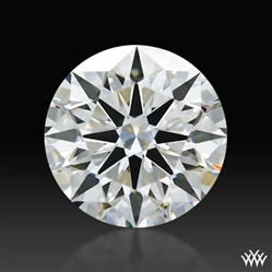 2.005 ct I VS2 A CUT ABOVE® Hearts and Arrows Super Ideal Round Cut Loose Diamond