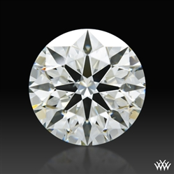 2.125 ct K SI1 A CUT ABOVE® Hearts and Arrows Super Ideal Round Cut Loose Diamond
