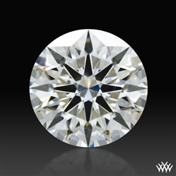 0.924 ct G VS1 A CUT ABOVE® Hearts and Arrows Super Ideal Round Cut Loose Diamond