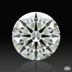 0.90 ct I VS1 A CUT ABOVE® Hearts and Arrows Super Ideal Round Cut Loose Diamond