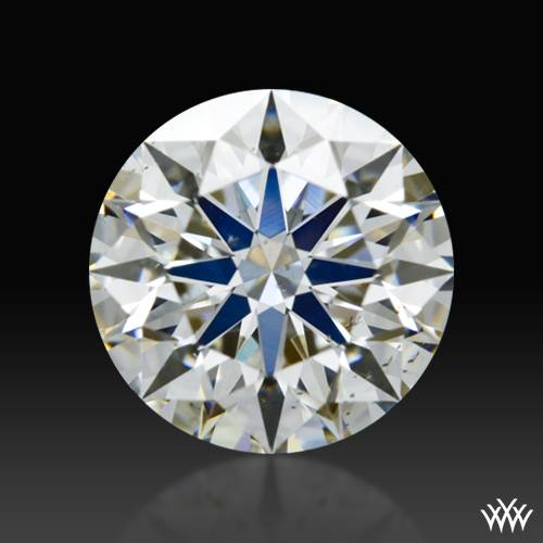 0.907 ct H SI1 Expert Selection Round Cut Loose Diamond