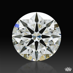 1.362 ct I VS2 A CUT ABOVE® Hearts and Arrows Super Ideal Round Cut Loose Diamond