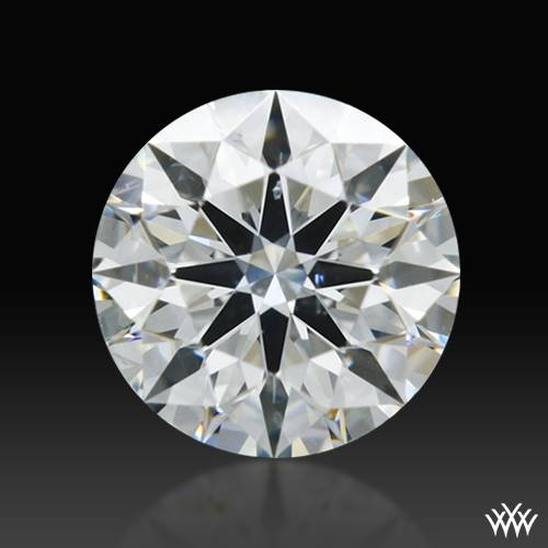0.445 ct F SI1 Expert Selection Round Cut Loose Diamond