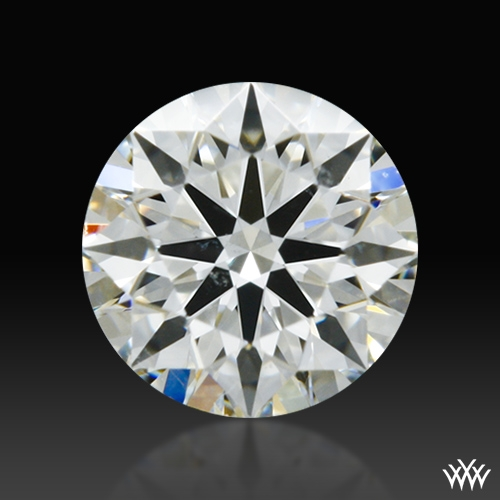 0.314 ct I SI1 A CUT ABOVE® Hearts and Arrows Super Ideal Round Cut Loose Diamond