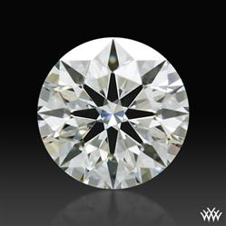 0.808 ct I VVS2 A CUT ABOVE® Hearts and Arrows Super Ideal Round Cut Loose Diamond