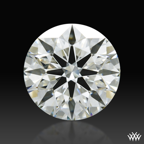 0.617 ct I VVS2 A CUT ABOVE® Hearts and Arrows Super Ideal Round Cut Loose Diamond