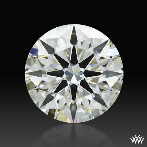 0.613 ct I VS2 A CUT ABOVE® Hearts and Arrows Super Ideal Round Cut Loose Diamond